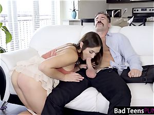 Blair Williams uber-sexy butt Gets Her poon torn up! S6:E4