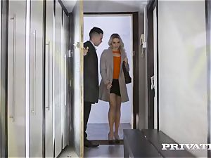 Private.com - Mia Malkova smashes in the cavern