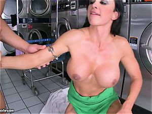 Rampant beans likes getting her edible wet cunt filled with meaty stiff shaft
