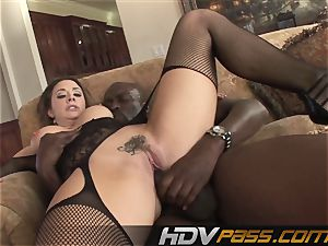 HDVPass multiracial romp activity with Chanel Preston.