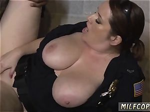 dark-hued brutish dildo machine first time faux Soldier Gets Used as a fuck plaything
