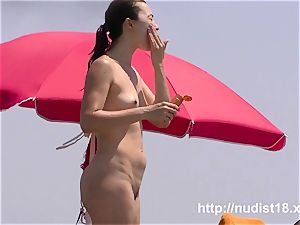 Real beach nudist is opening up on the sand