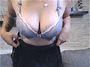 cam Stripshow Nina satan