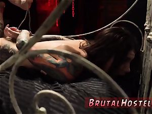 extraordinary vacuum pumping buttfuck and kyler bondage hardcore sexually aroused young tourists Felicity