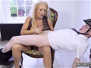 large stiffy buttfuck large fun bags Having Her Way With A newbie
