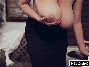 KELLY MADISON orbs and Blueprints