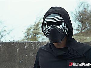The last Jedi penetrates the dark side