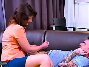 AgedLovE naughty aged Matures hard-core Compilation