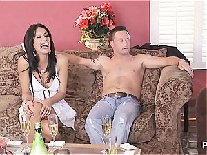 gang bang-out and Hangman with super-cute couples 1