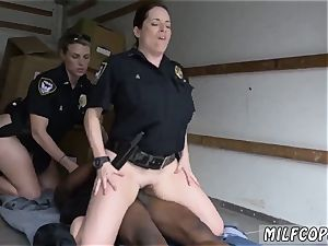 milf rectal compilation and hd black suspect taken on a rough ride