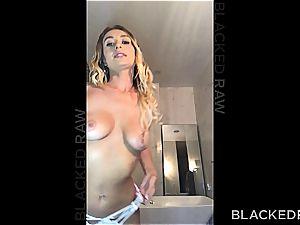 Natalia Starr gets plumbed by a massive black brotha