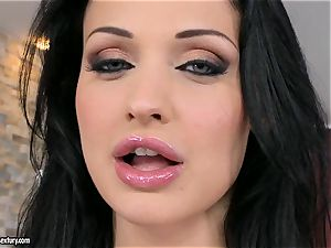 jiggly steamy Aletta Ocean can tease every stud she wants with those awesome jugs