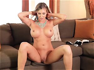 gash messing solo with Samantha Saint