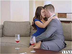 VIXEN Adriana Chechik nails Her boss