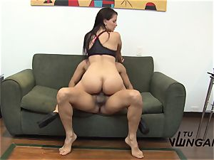 Tu Venganza - vengeance pulverize with horny big-boobed Latina