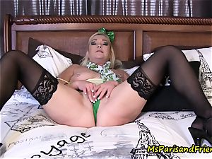 St Patrick's Day mommy son Taboo