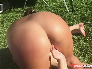 all girl romp with feminist Haley Reed and insatiable housewives