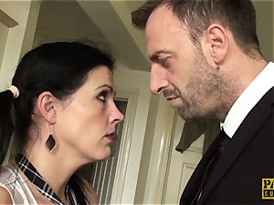 brit slave breezy fingerfucked before anal invasion