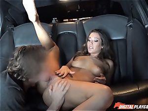 Eva Lovia picks up folks off the street to screw